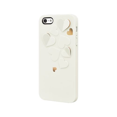 SwitchEasy Kirigami Pure Love за iPhone 5 -  черен - 1