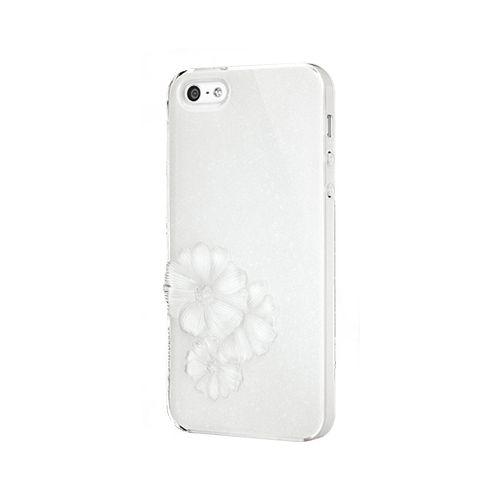 SwitchEasy Dahlia Sparkling White за iPhone 5 - 1