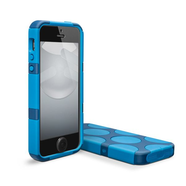SwitchEasy FreeRunner за iPhone 5 -  син - 5