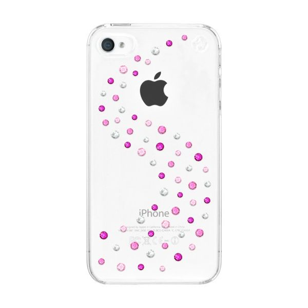 Swarovski Milky Way Pink Mix за iPhone 5 - 1