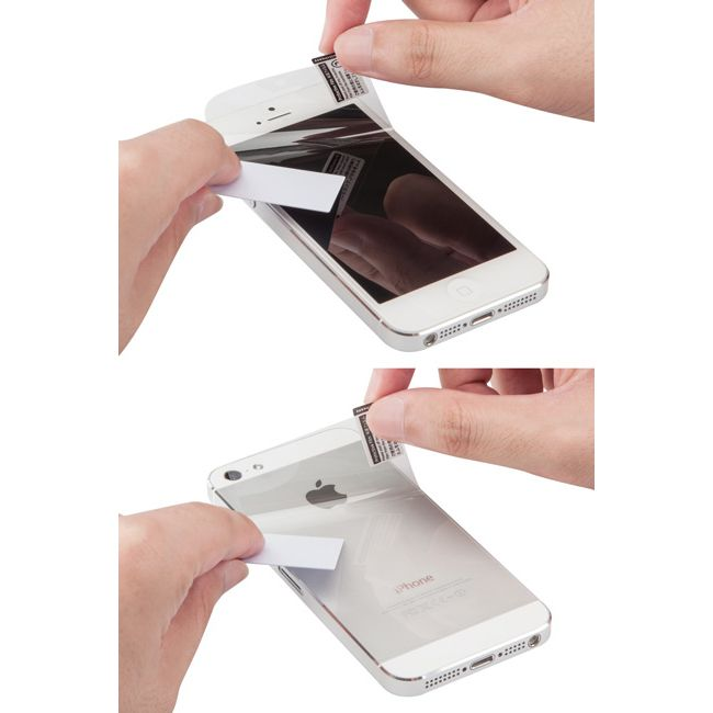 SwitchEasy Pure UltraClear за iPhone 5 - 7