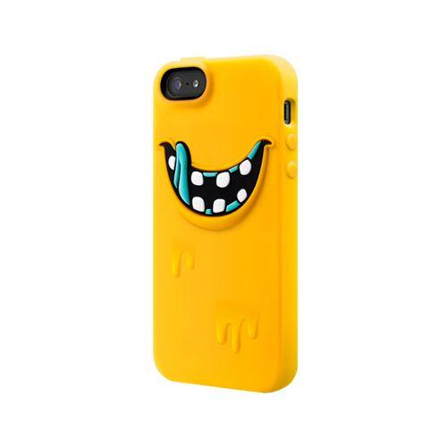 SwitchEasy Monsters Freaky за iPhone 5 -  жълт - 1