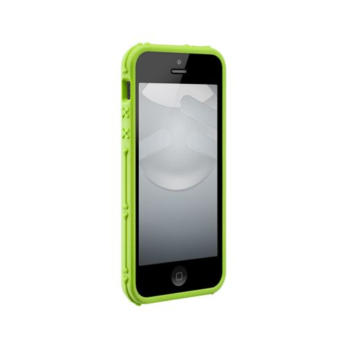 SwitchEasy Bones Toxic Lime за iPhone 5 - 2