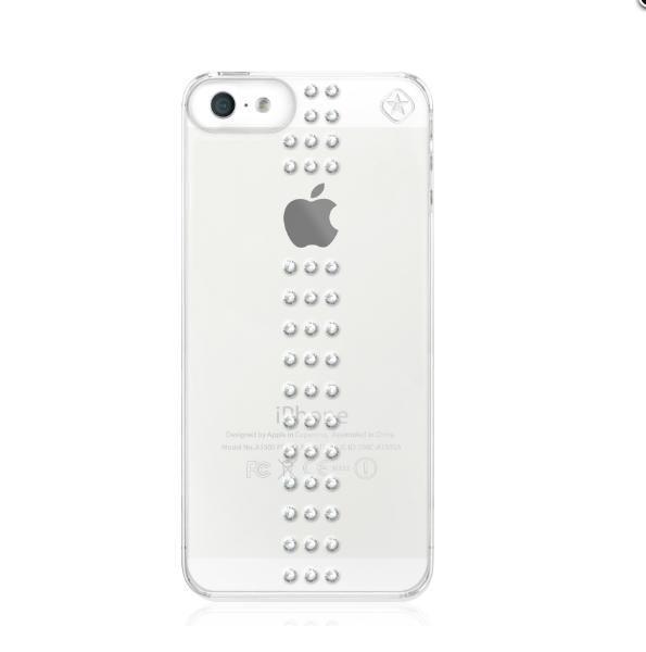 Swarovski Stripe Crystal за iPhone 5 - 1
