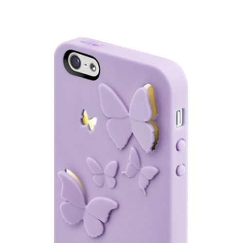 SwitchEasy Kirigami Lavender Wings за iPhone 5 -  лилав - 4