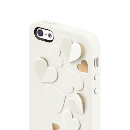 SwitchEasy Kirigami Pure Love за iPhone 5 -  черен - 4