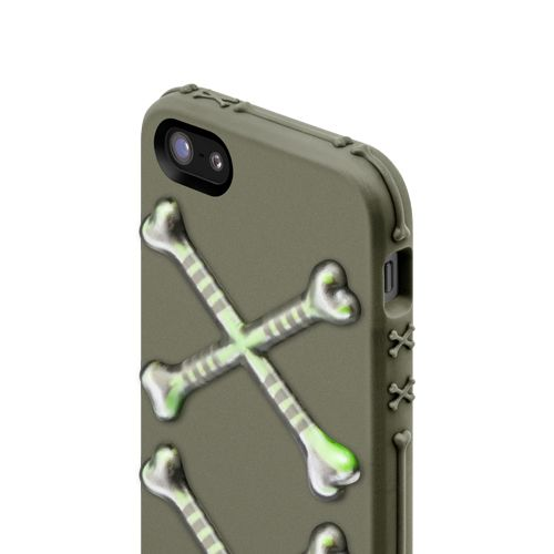 SwitchEasy Bones Alien за iPhone 5 - 4
