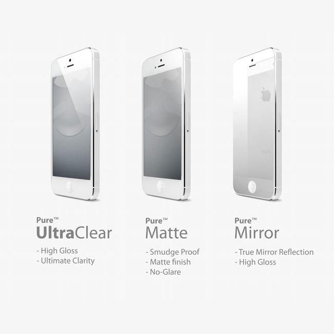 SwitchEasy Pure Matte за iPhone 5 - 5