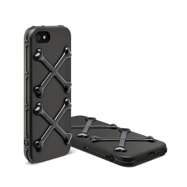 SwitchEasy Bones Alien за iPhone 5 - 7