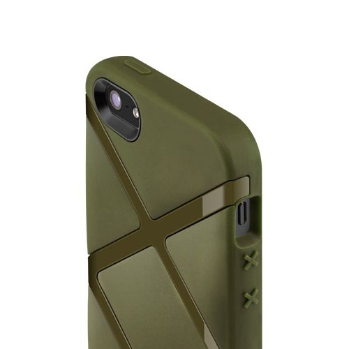 SwitchEasy Bonds Grenade Green за iPhone 5 -  зелен - 4
