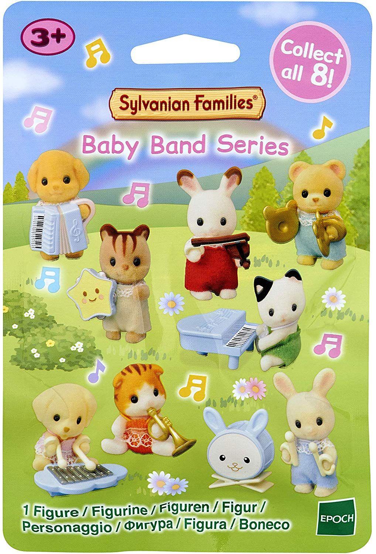 Фигурка-изненада Sylvanian Families - Музикален състав, серия 1 - 1