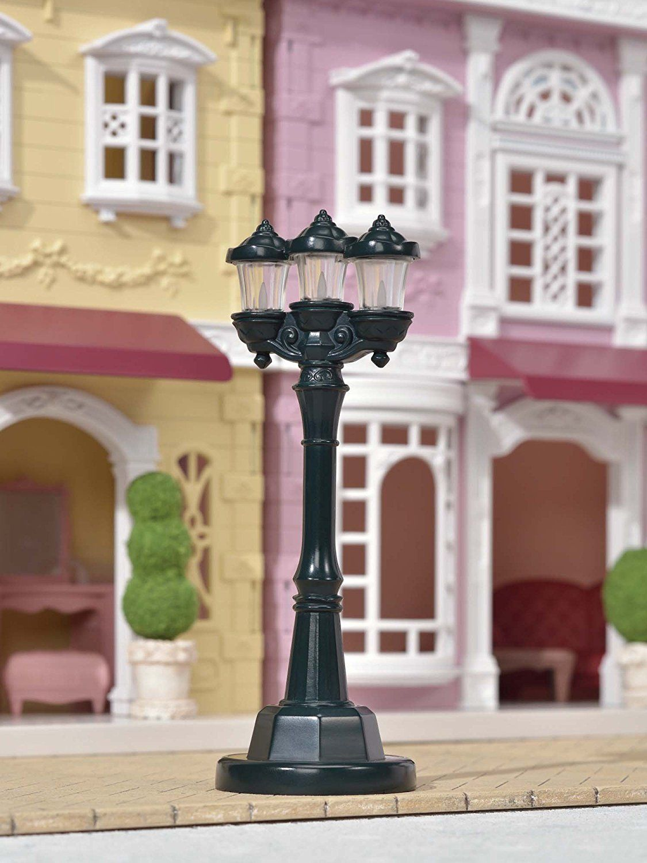 Фигурка за игра Sylvanian Families Town - Улична лампа - 3