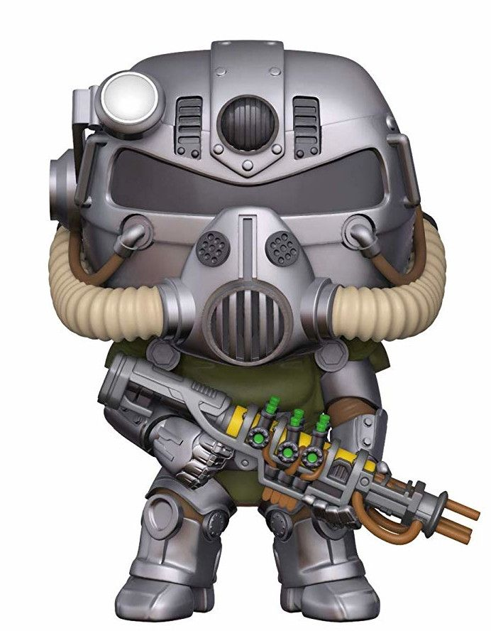 Фигура Funko POP! Games: Fallout - T-51 Power Armor, #370 - 1