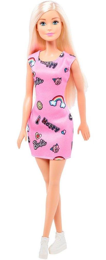 Кукла Mattel Barbie - Розова рокля - 2