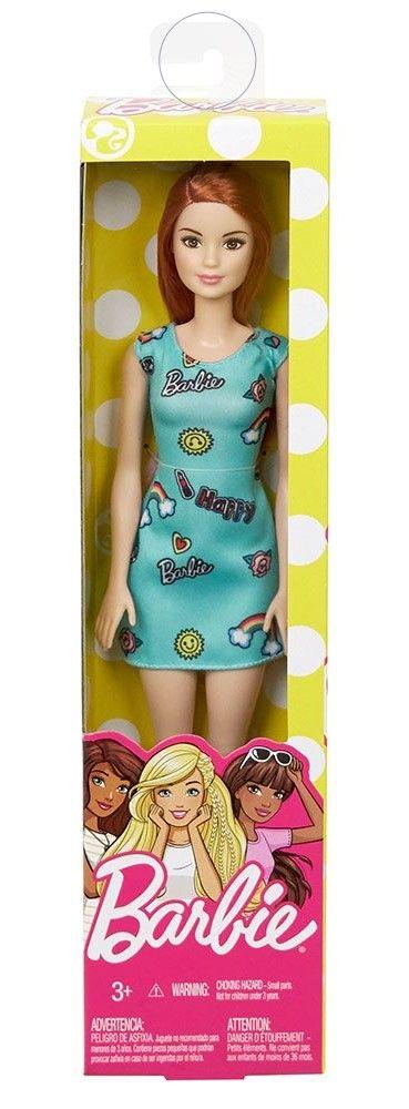 Кукла Mattel Barbie - Синя рокля - 1