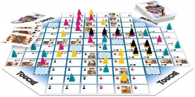 Настолна игра Tactic Touche - семейна - 2