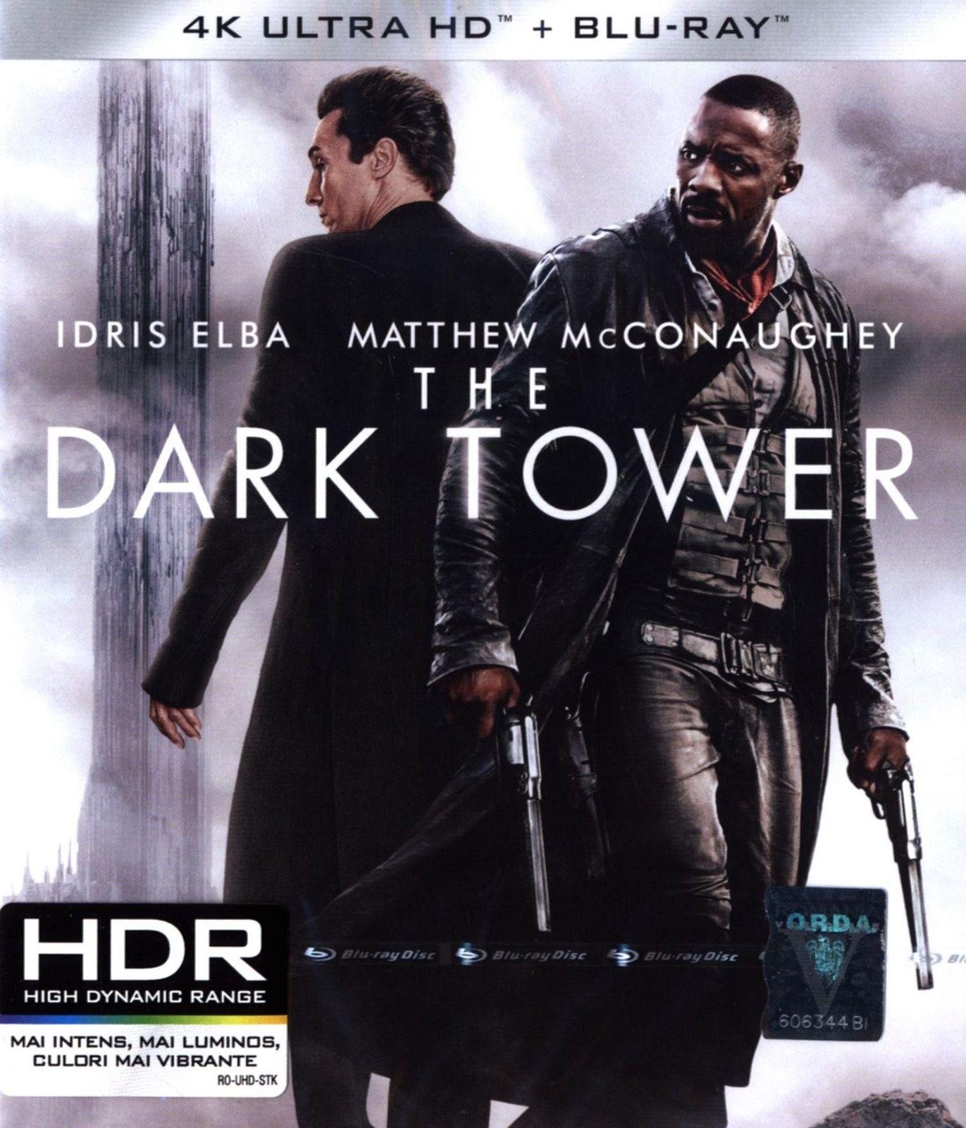 Тъмната кула (Blu-Ray 4K UHD) - 1