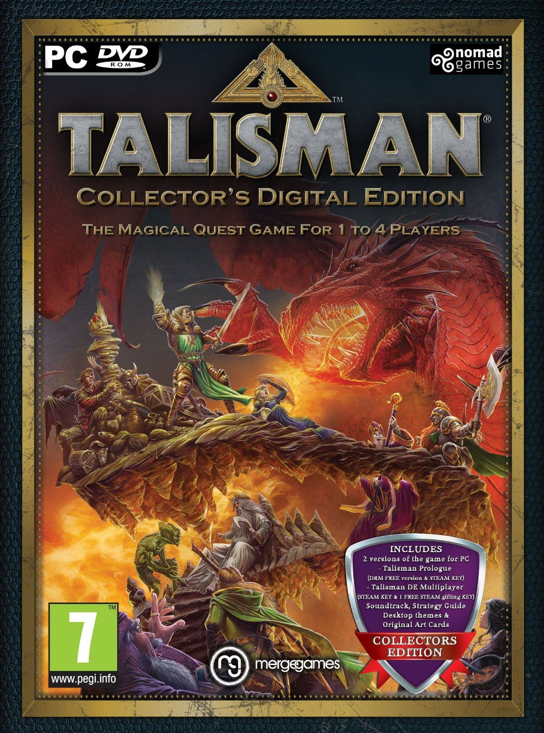 Talisman Collectors Digital Edition (PC) - 1
