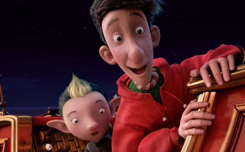 Тайните служби на Дядо Коледа 2D (Blu-Ray) - 11