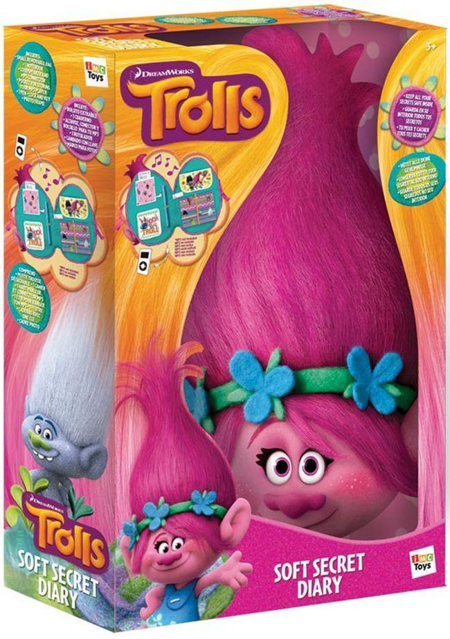 Мек таен дневник IMC Toys - Тролчетата - 3