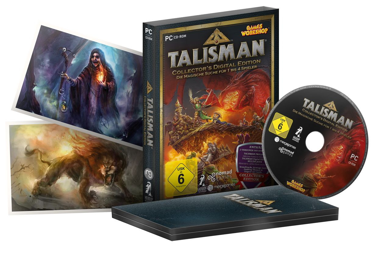 Talisman Collectors Digital Edition (PC) - 3