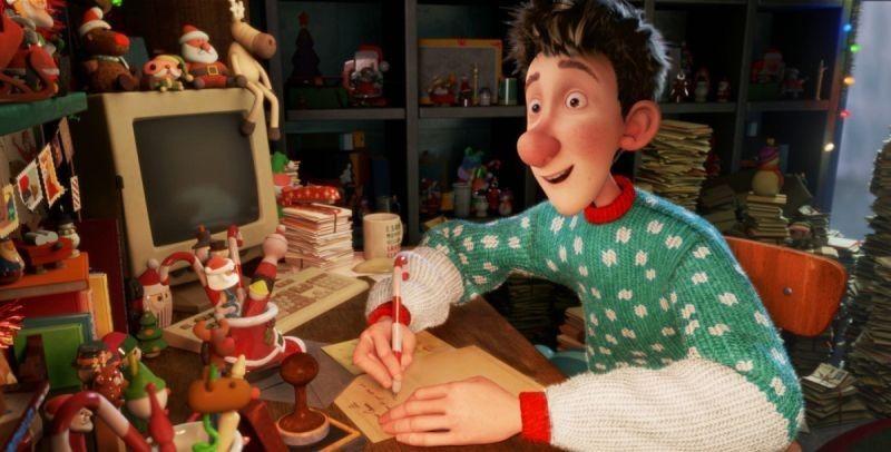 Тайните служби на Дядо Коледа 2D (Blu-Ray) - 5