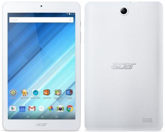 Таблет Acer Iconia B1-850 NT.LC3EE.003 - бял - 1