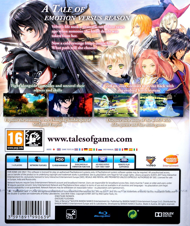 Tales of Berseria (PS4) - 4