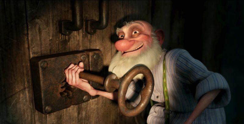 Тайните служби на Дядо Коледа 2D (Blu-Ray) - 7
