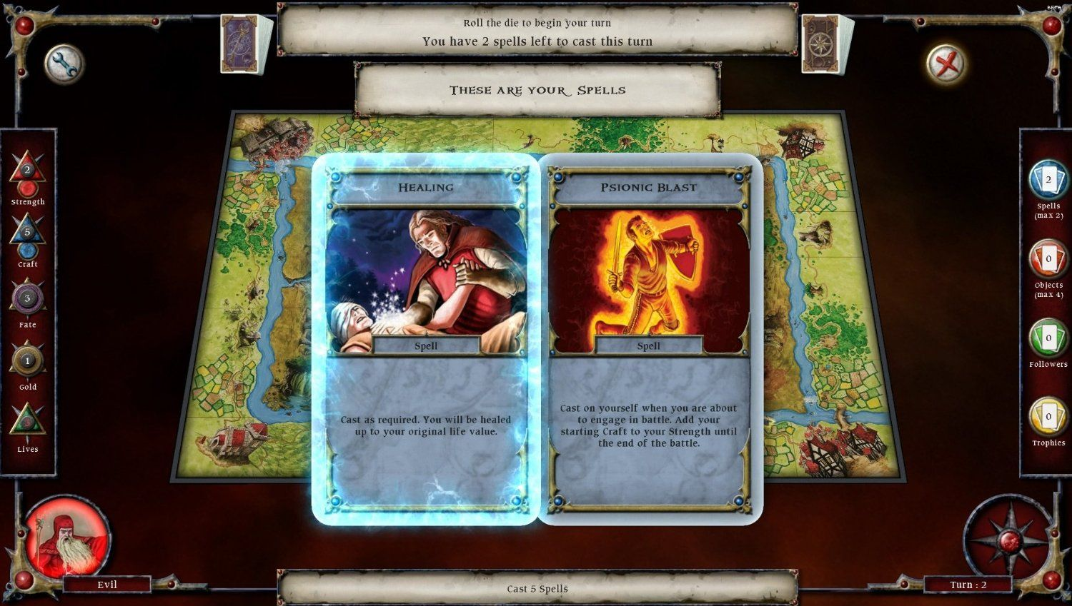 Talisman Collectors Digital Edition (PC) - 8