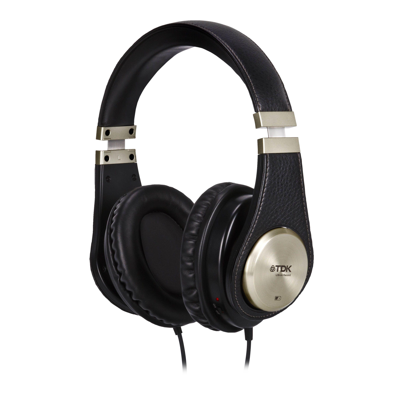 Слушалки TDK TDK ST750 - черни - 9