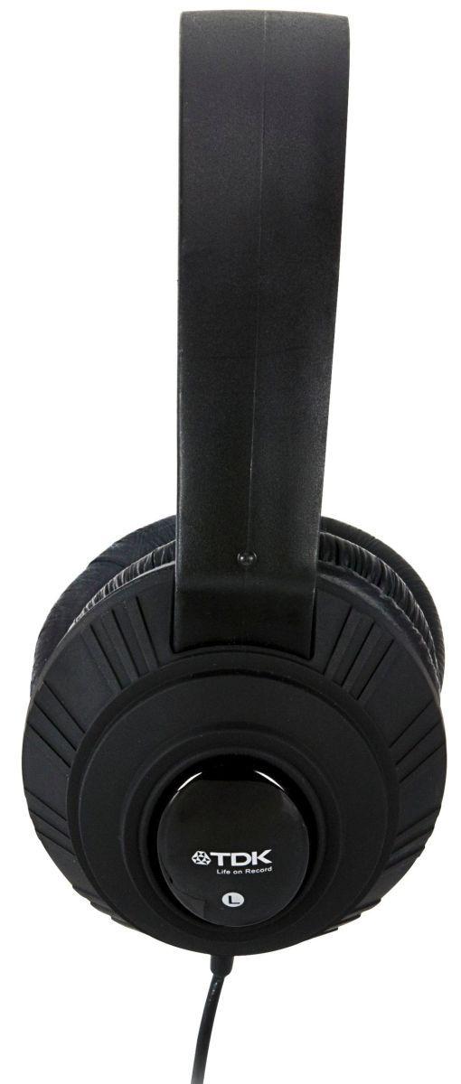 Слушалки TDK MP100 - черни - 5