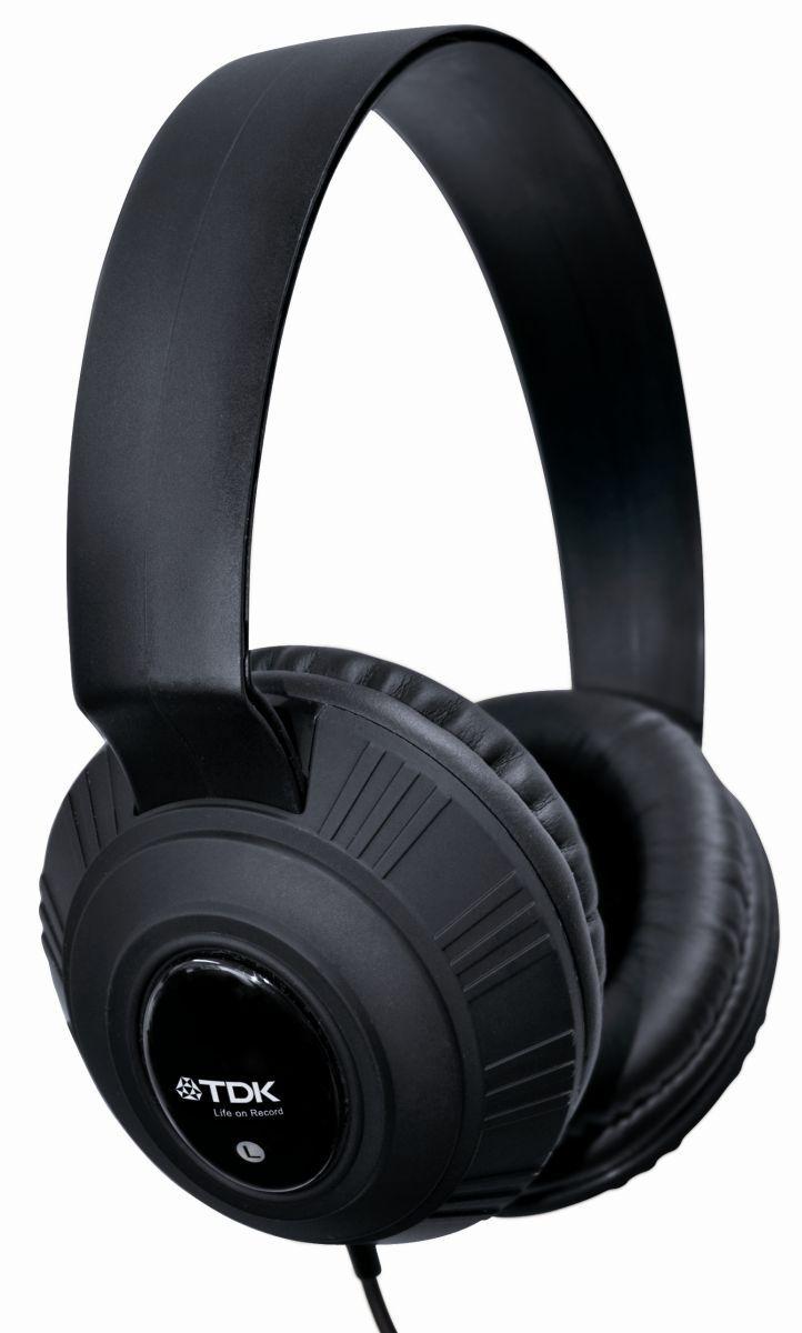 Слушалки TDK MP100 - черни - 1