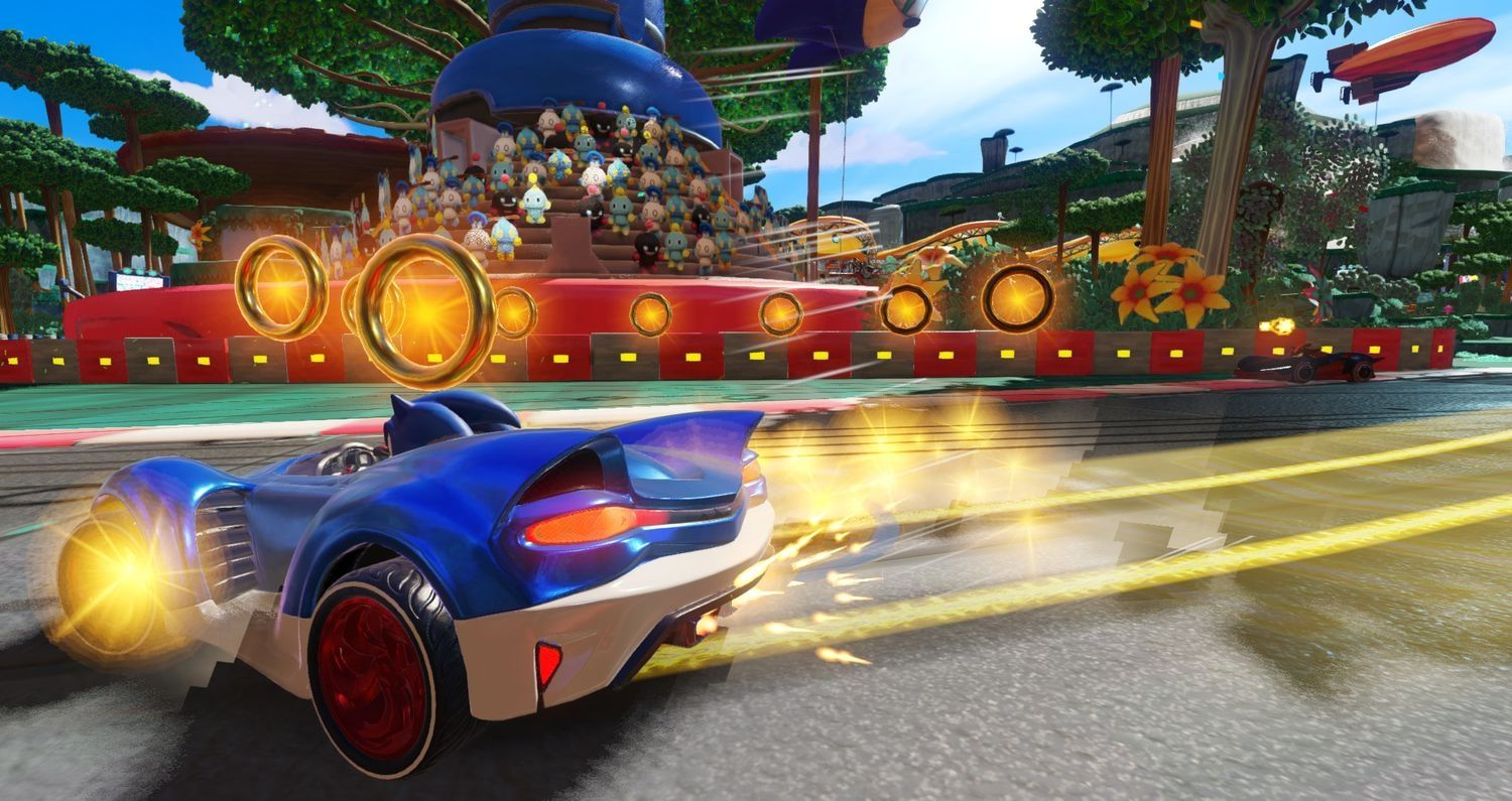 Team Sonic Racing (PS4) - 7