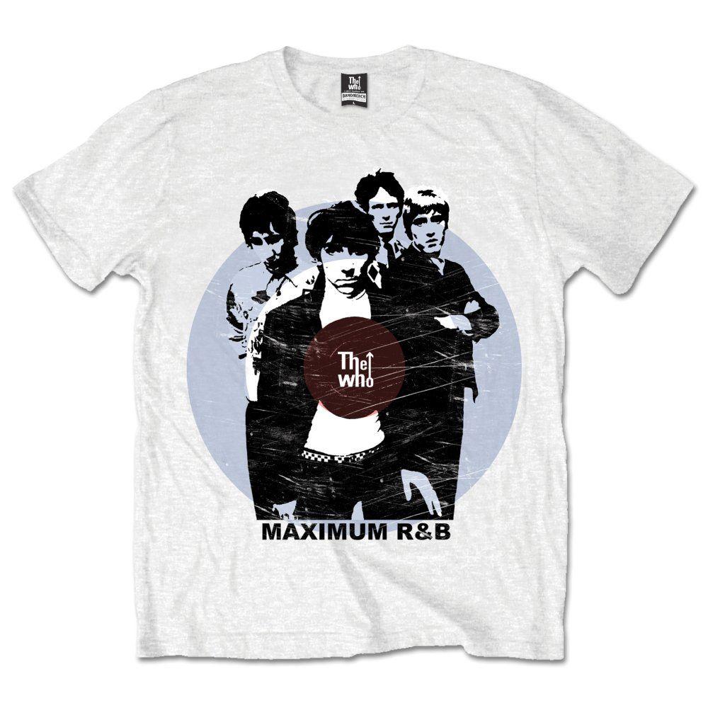 Тениска Rock Off The Who - Maximum R&B ( Pack) - 1