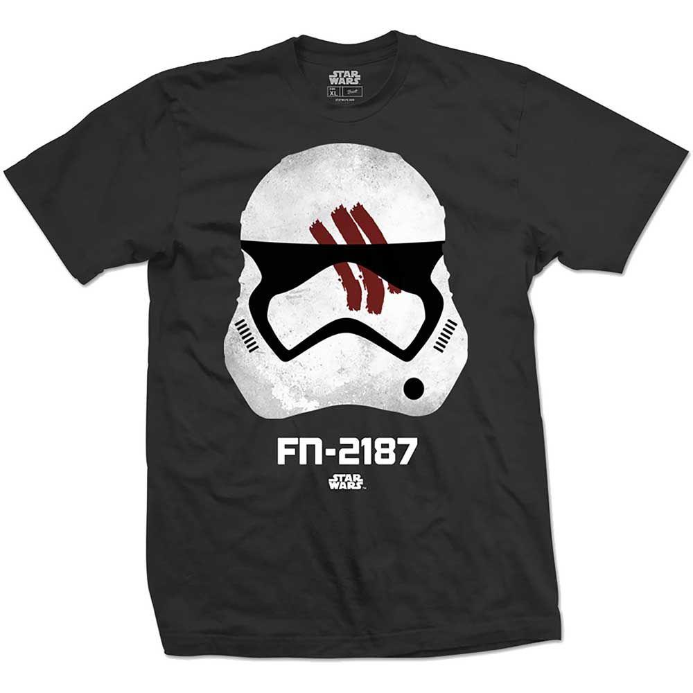 Тениска Rock Off Star Wars - Episode VII Finn - 1