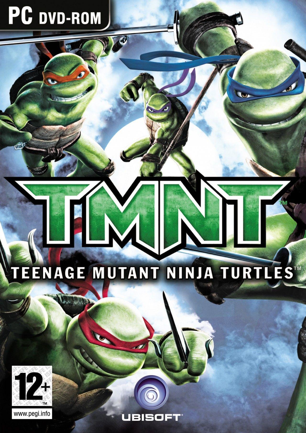 Teenage Mutant Ninja Turtles (PC) - 1