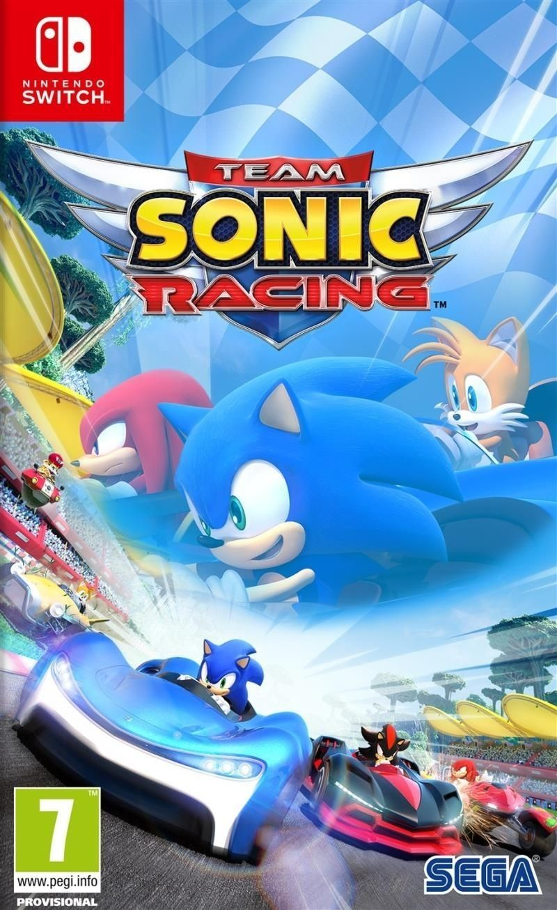 Team Sonic Racing (Nintendo Switch) - 1