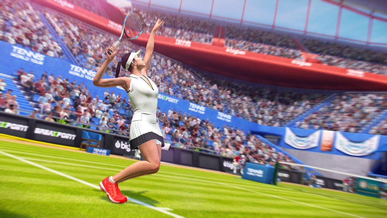 Tennis World Tour (PC) - 5