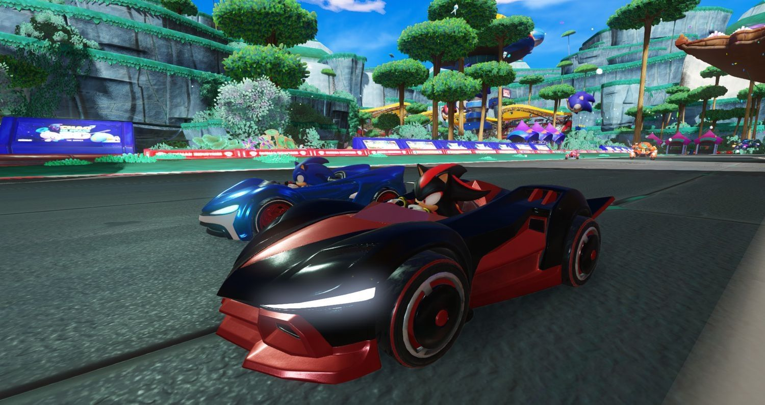 Team Sonic Racing (PS4) - 5