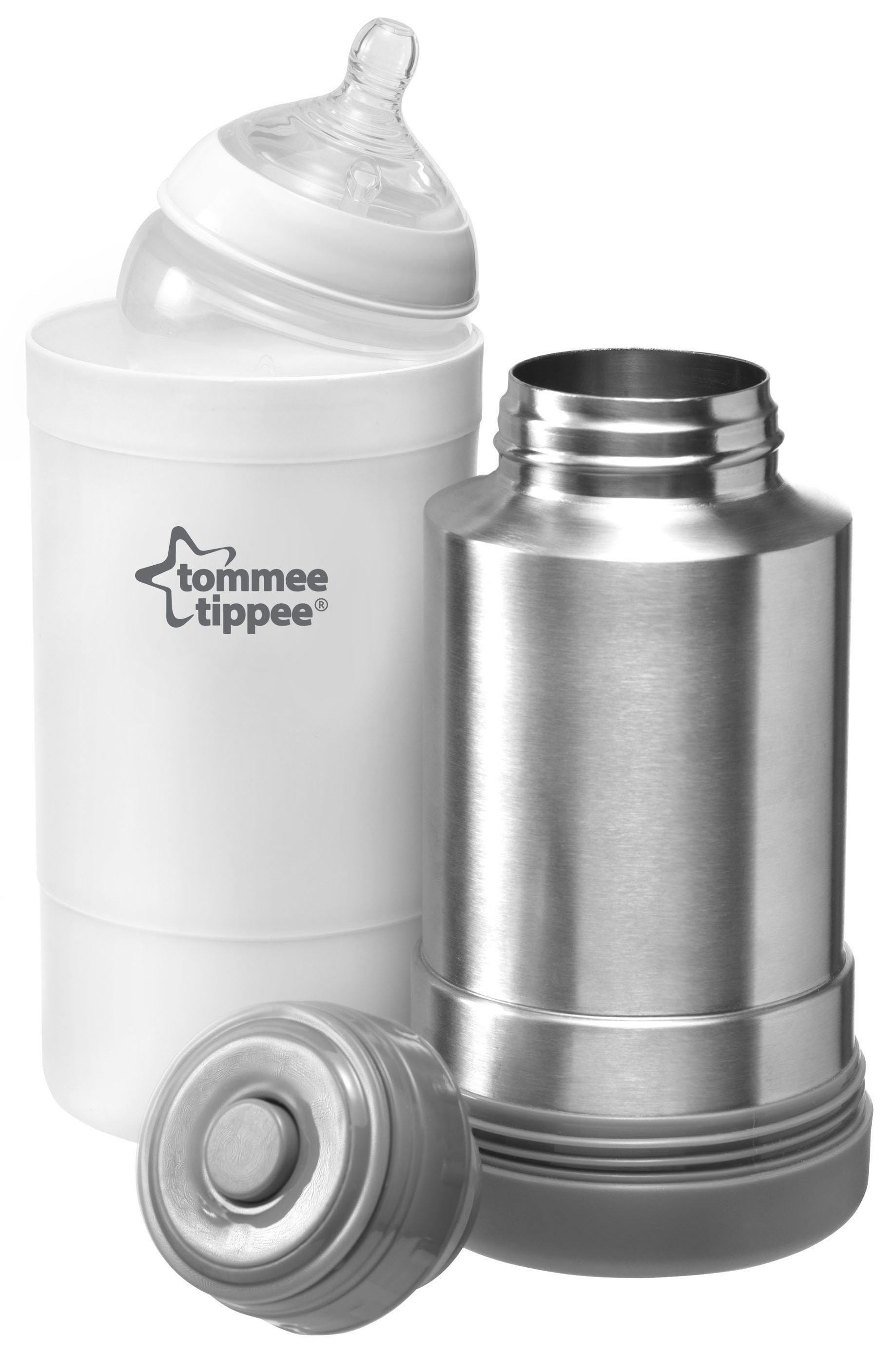 Термос Tommee Tippee - Closer to Nature, 2 в 1 - 1