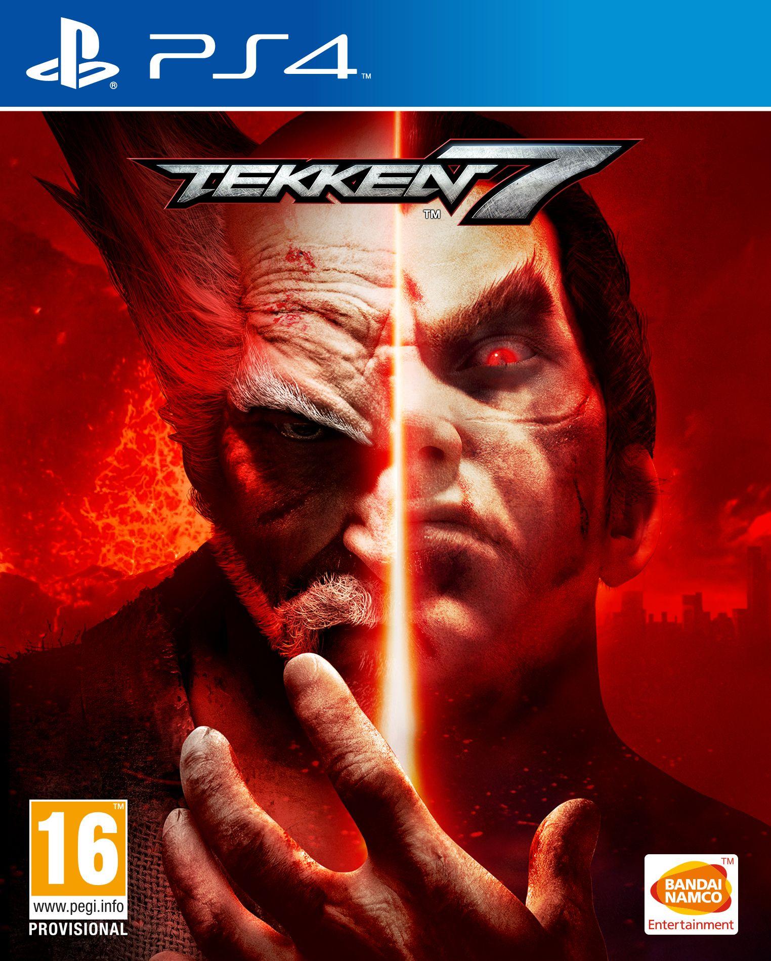 Tekken 7 (PS4) - 1