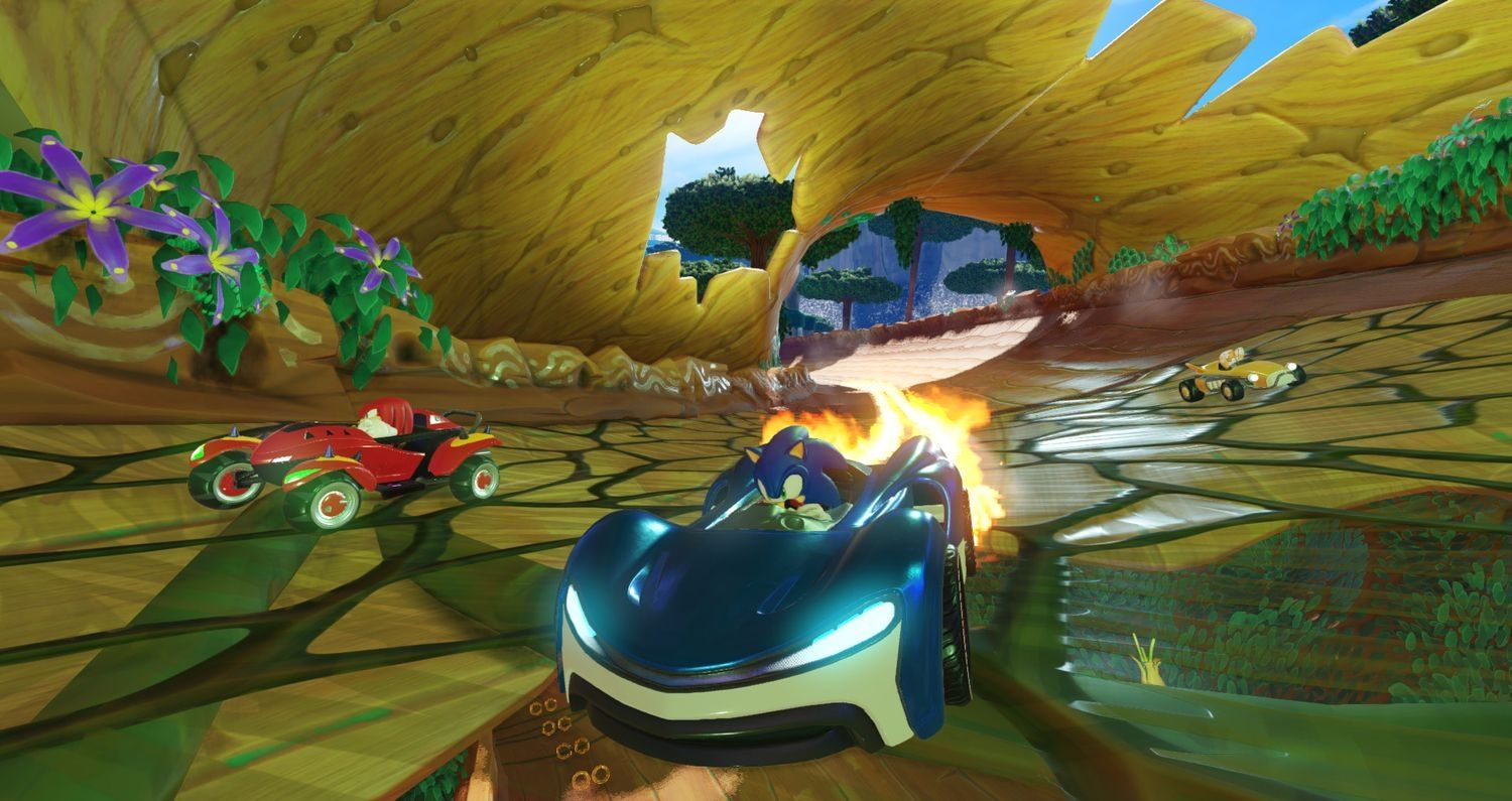 Team Sonic Racing (Nintendo Switch) - 4
