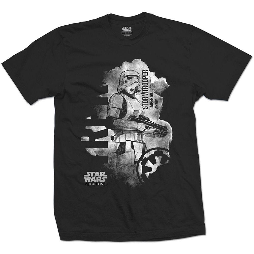 Тениска Rock Off Star Wars - Rogue One Stormtrooper - 1