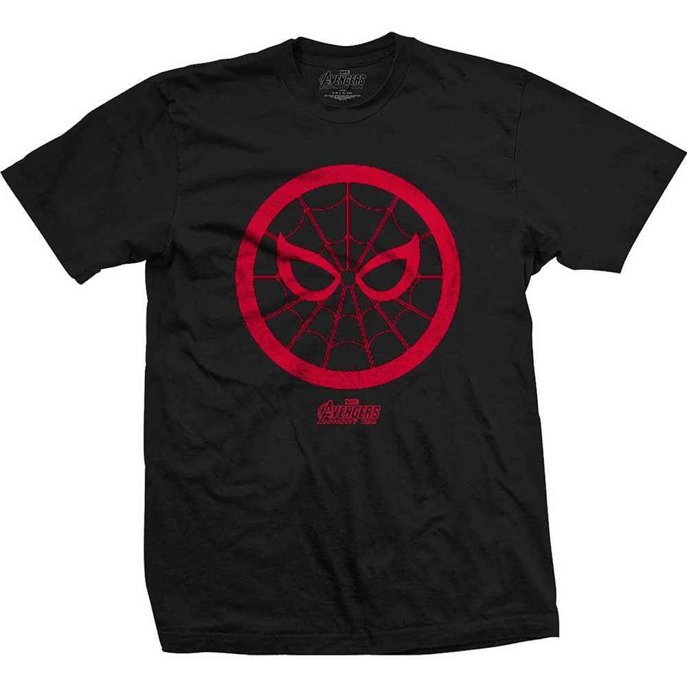 Тениска Rock Off Marvel Comics - Avengers Infinity War Spidey Icon - 2