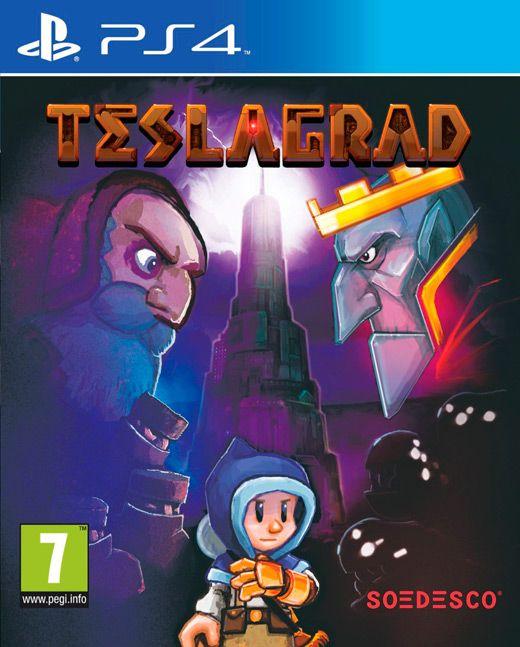 Teslagrad (PS4) - 1