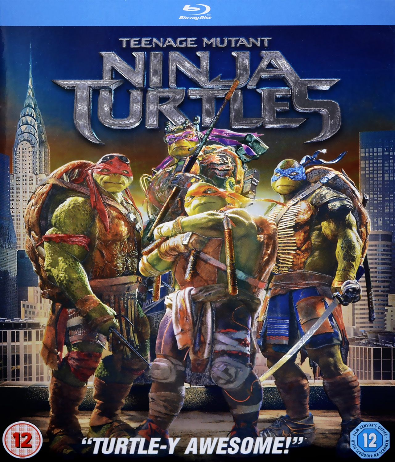 Teenage Mutant Ninja Turtles (Blu-Ray) - 2