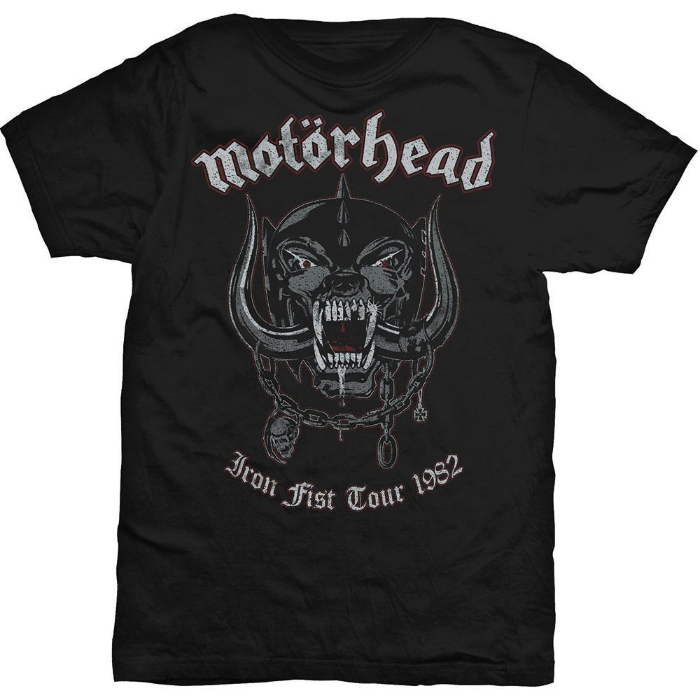 Тениска Rock Off Motorhead - War Pig - 1