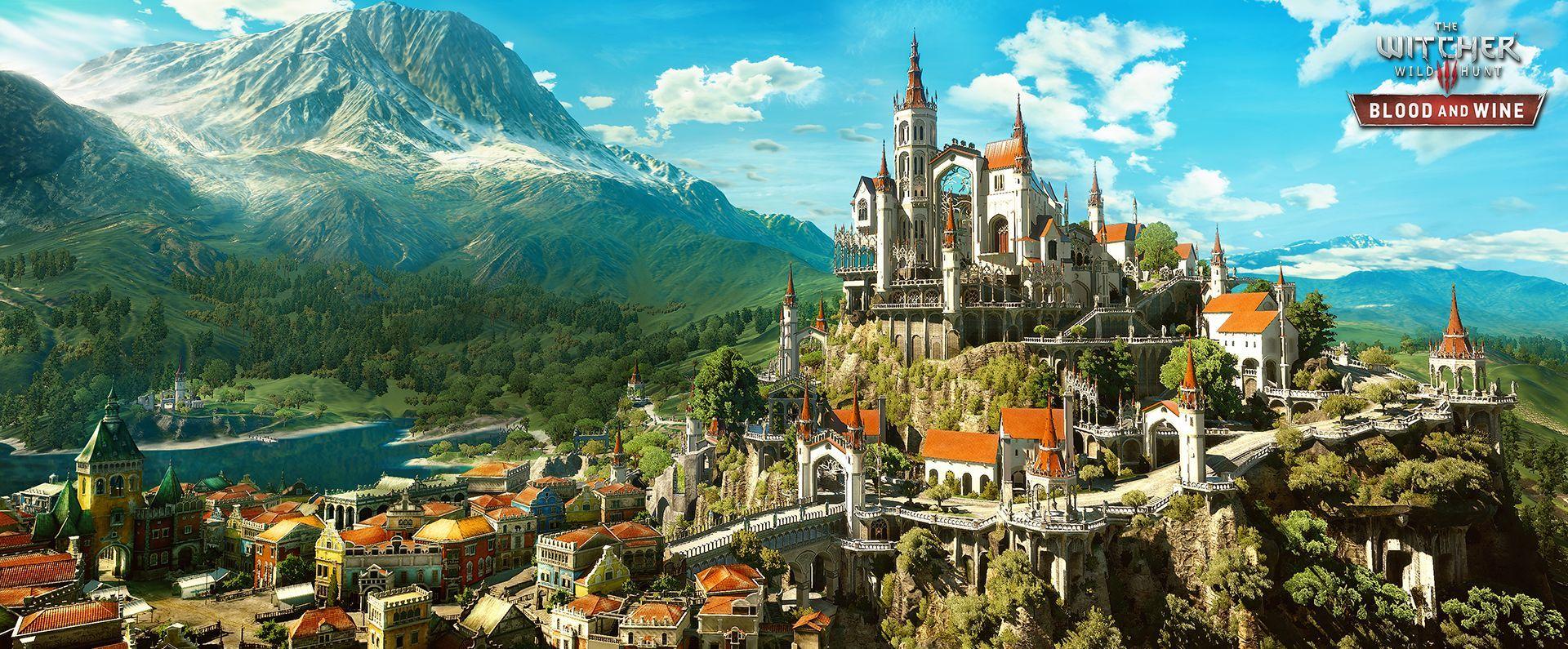 The Witcher 3: Wild Hunt - Blood & Wine (PC) - 13