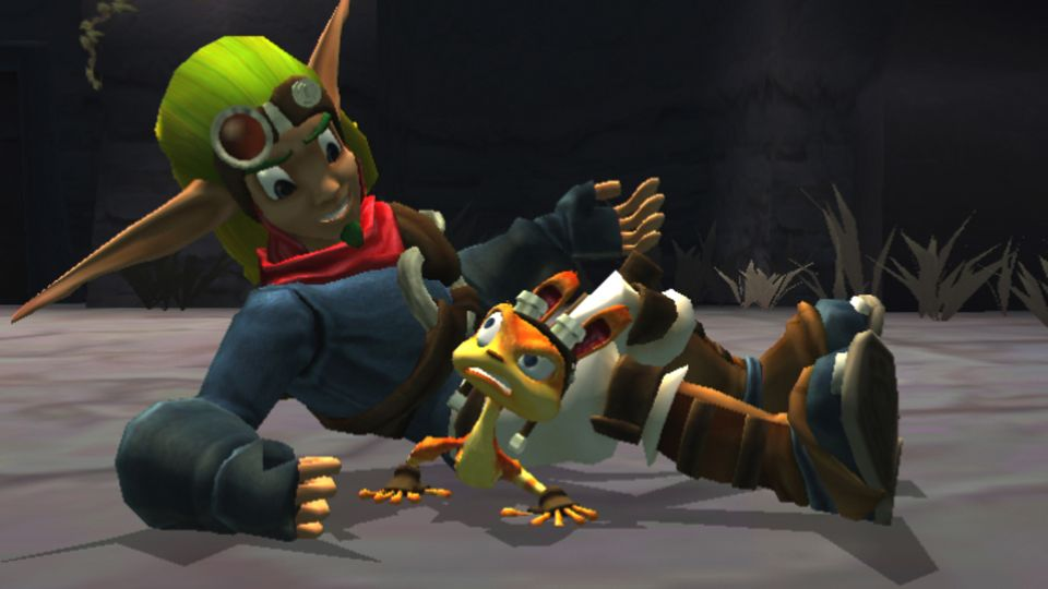 The Jak and Daxter Trilogy (PS Vita) - 12